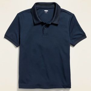 New Old Navy moisture wicking polo